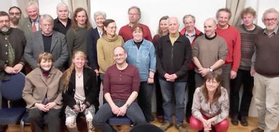 Die Mitgliederversammlung 2016