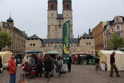 BioAbendMarkt in Halle